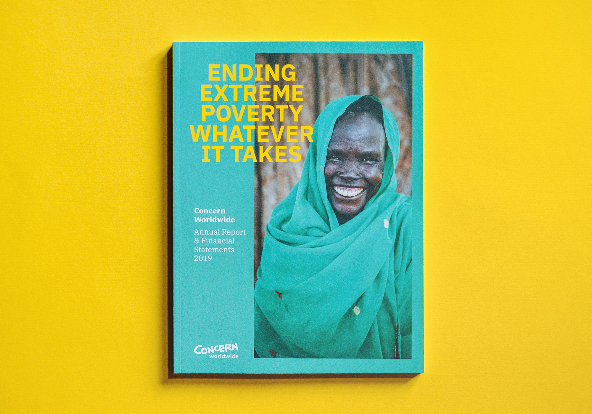 Cover image: Concern Annual Report 2019