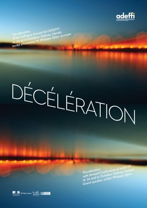 Cover image: ADEFFI – Décélération