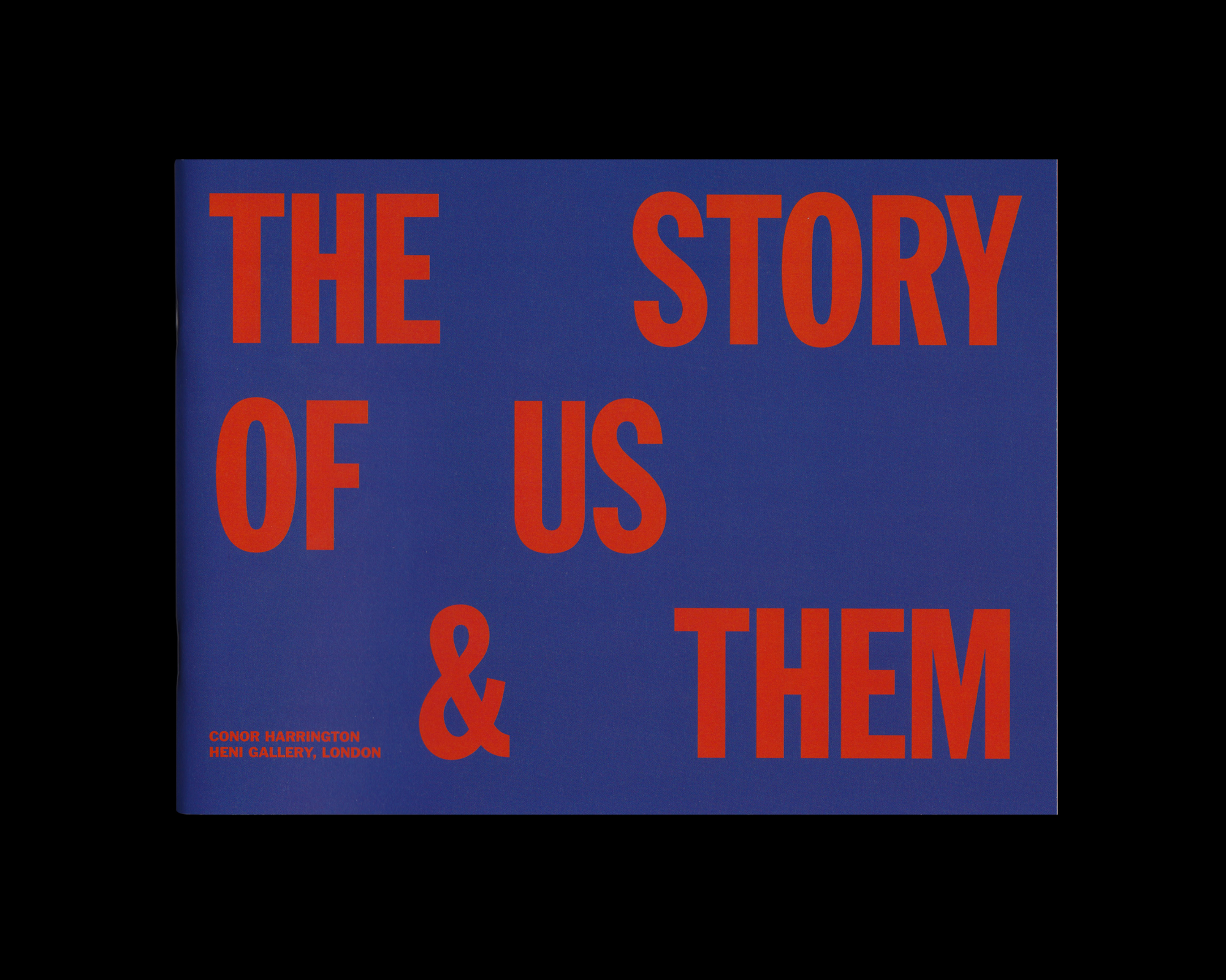 Cover image: The Story of Us & Them