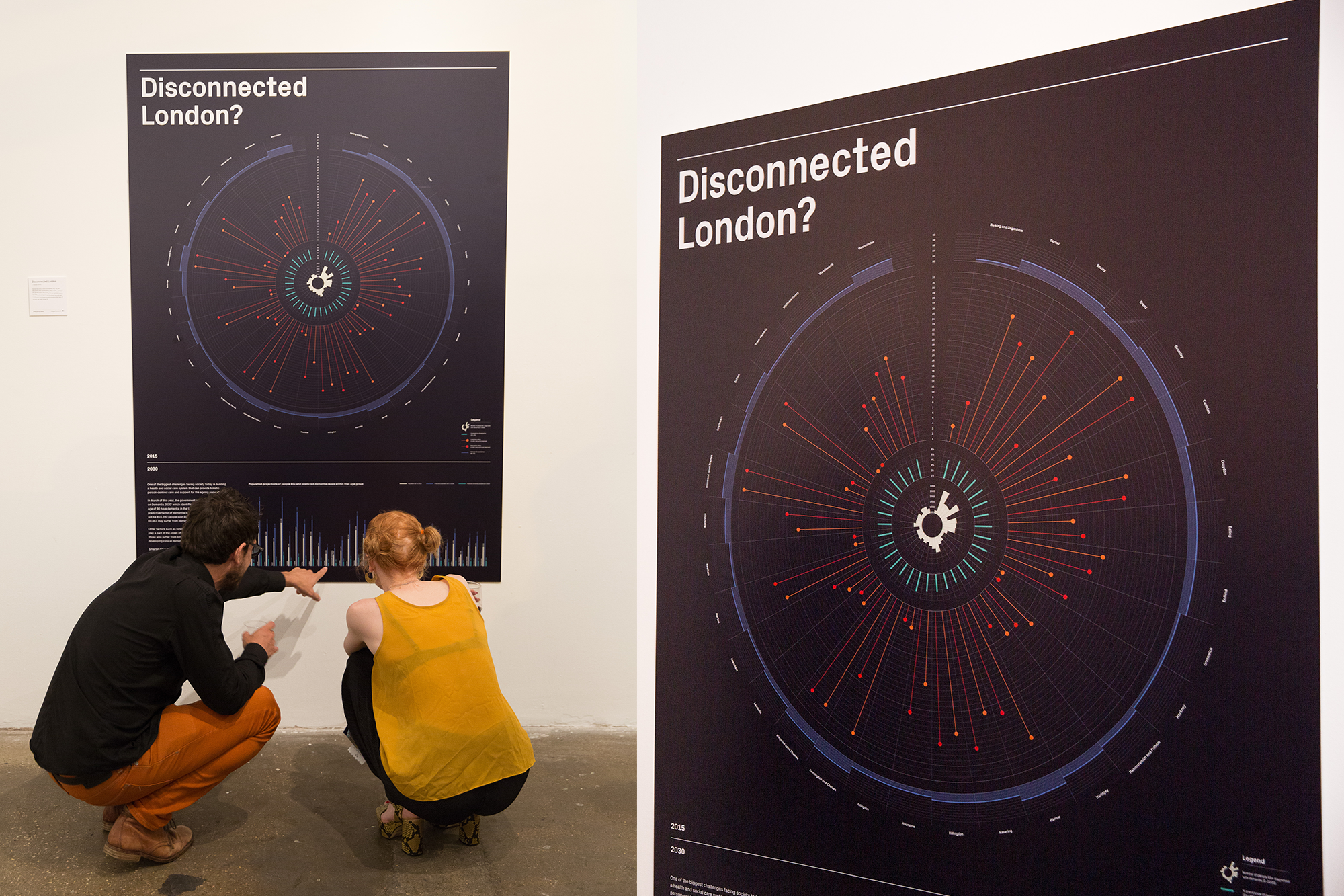 Cover image: Disconnected London