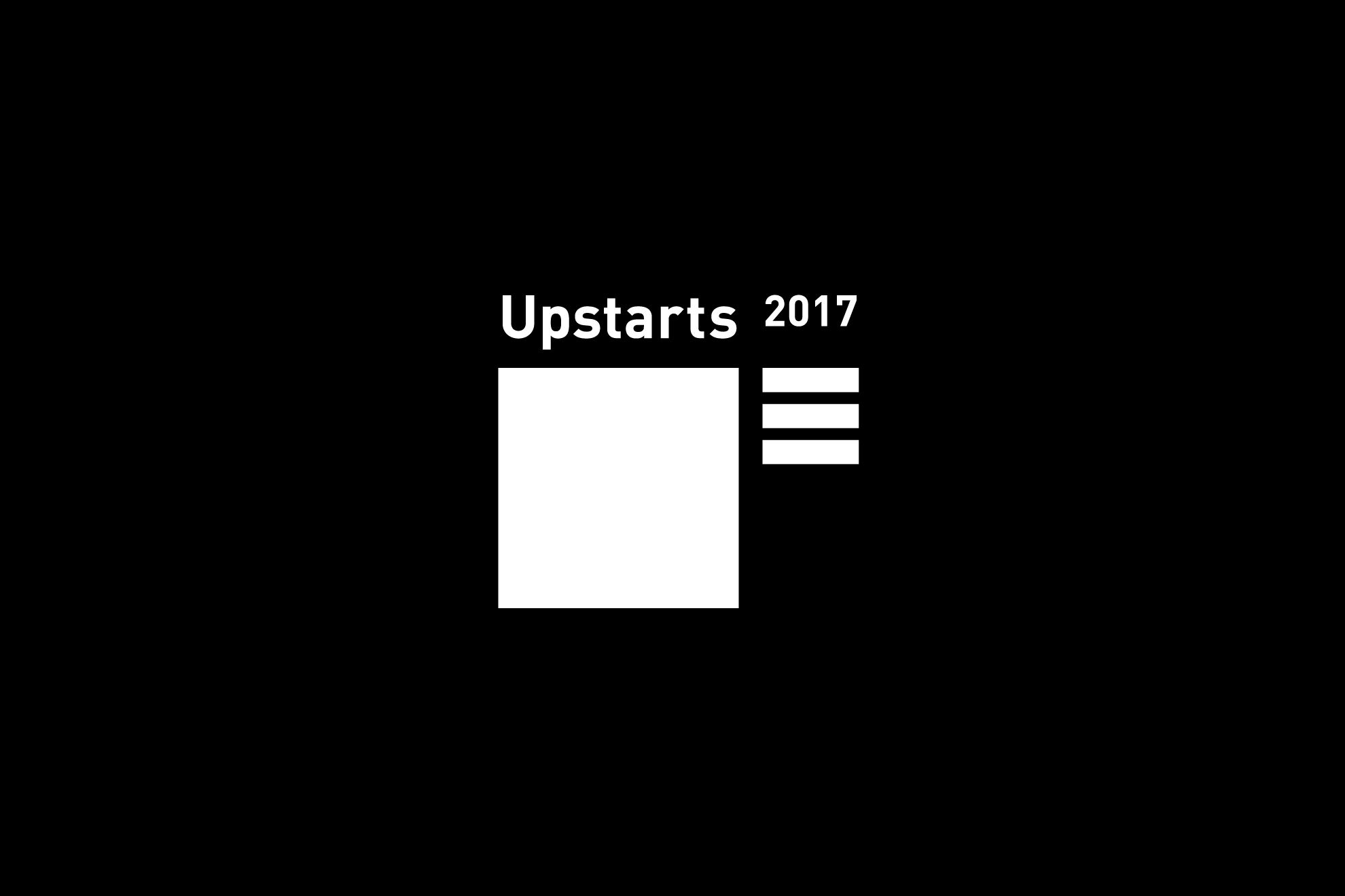 Cover image: Upstarts 2017