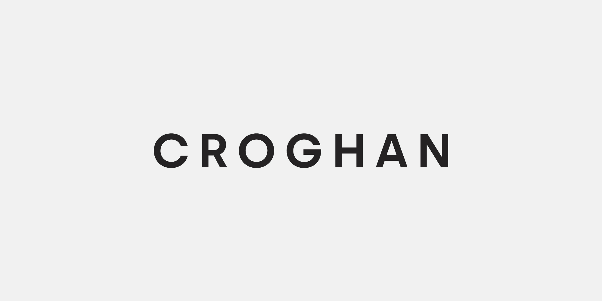 Cover image: Croghan Brand Identity