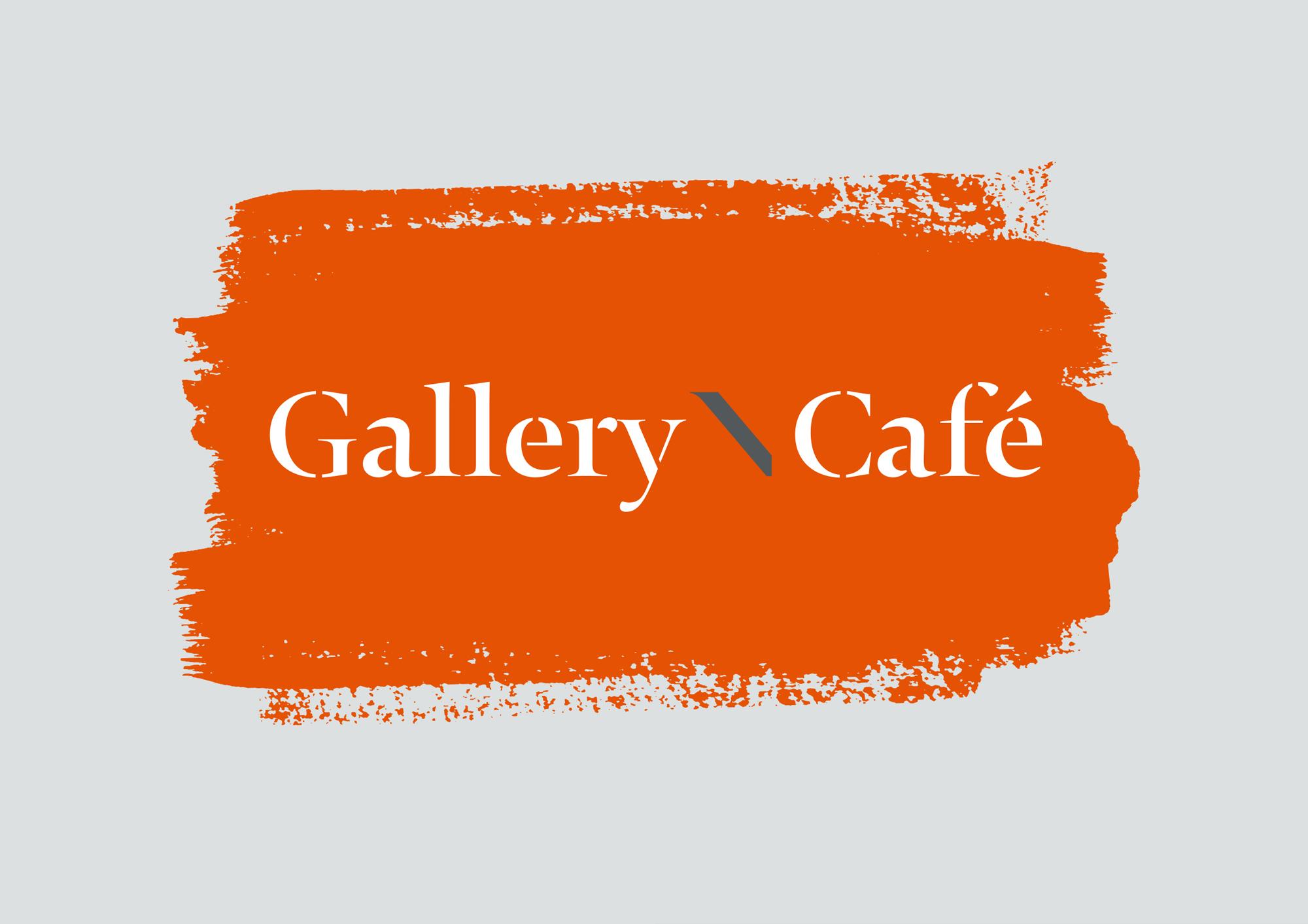 Cover image: Gallery Café branding
