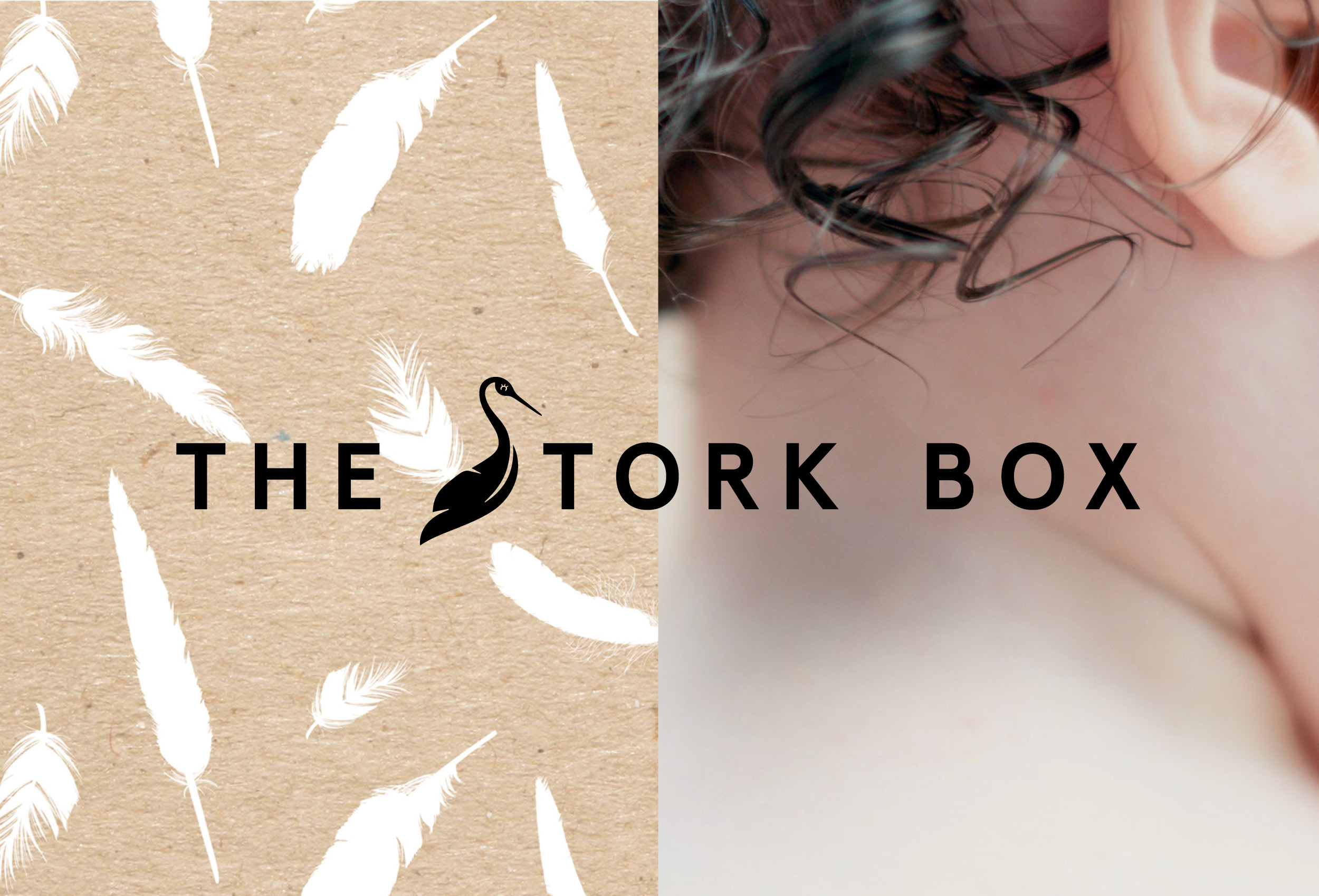 Cover image: The Stork Box Rebrand