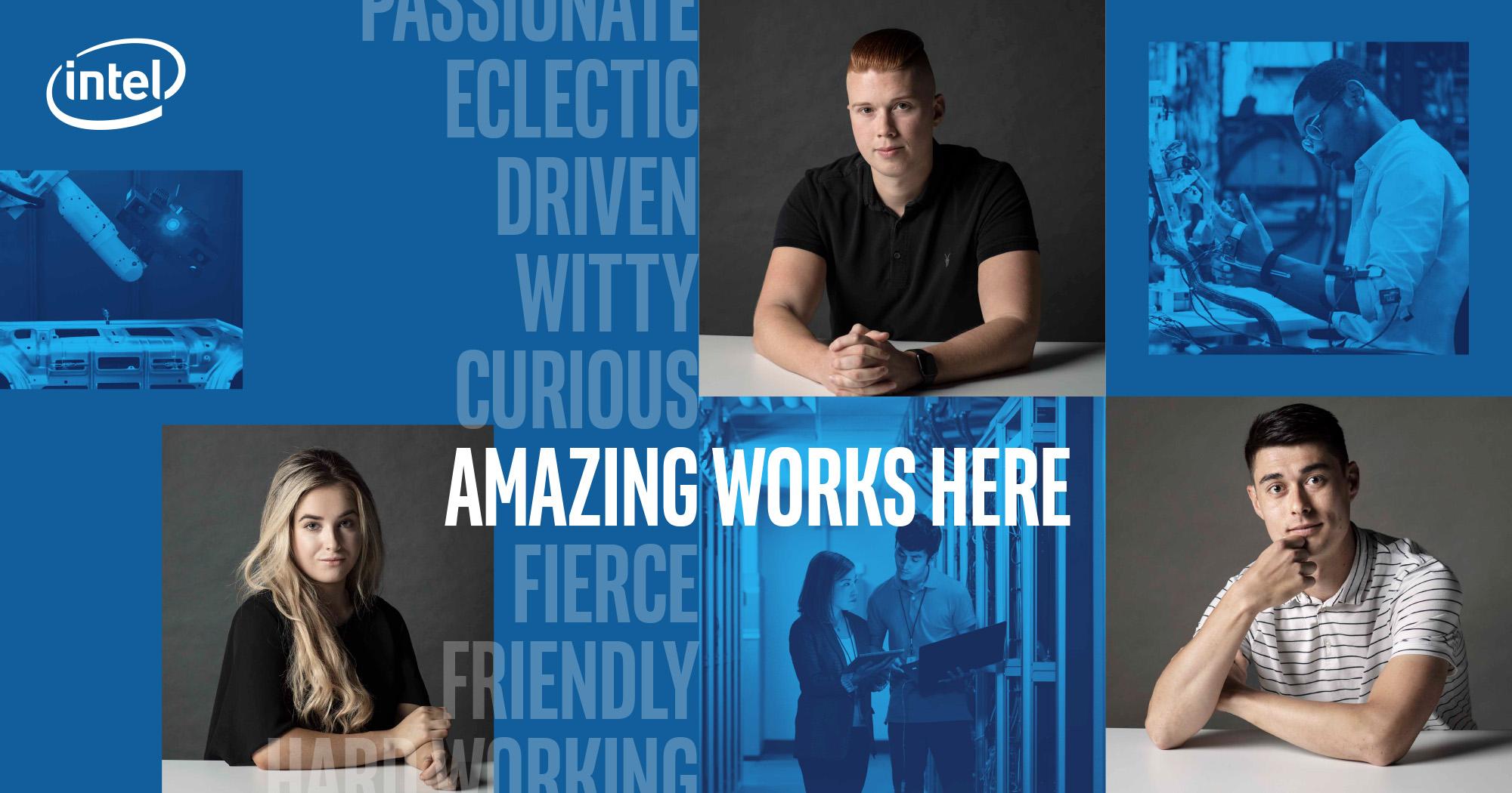 Cover image: Intel Graduate Campaign