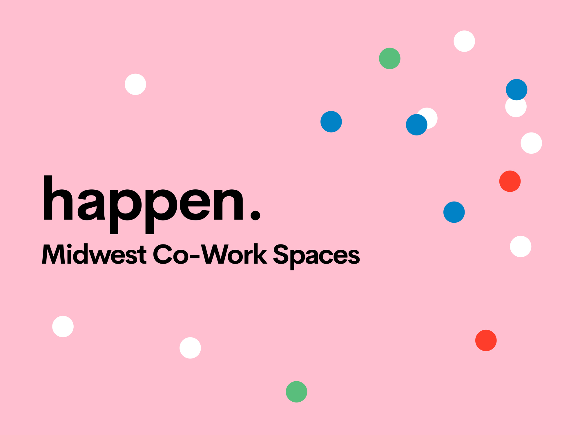 Cover image: Happen - co-work spaces
