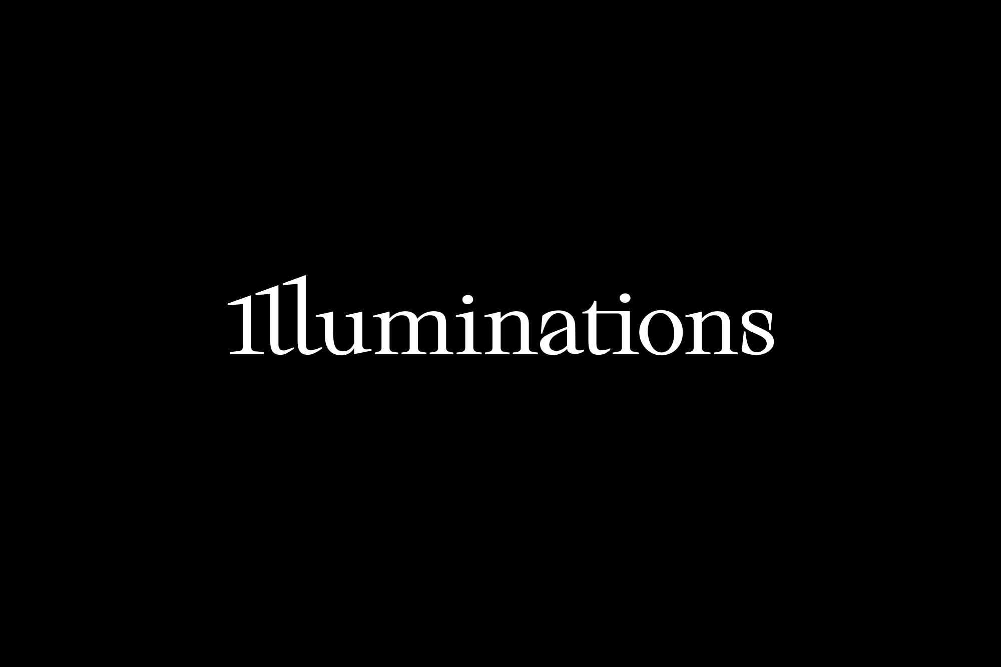 Cover image: RTÉ Illuminations