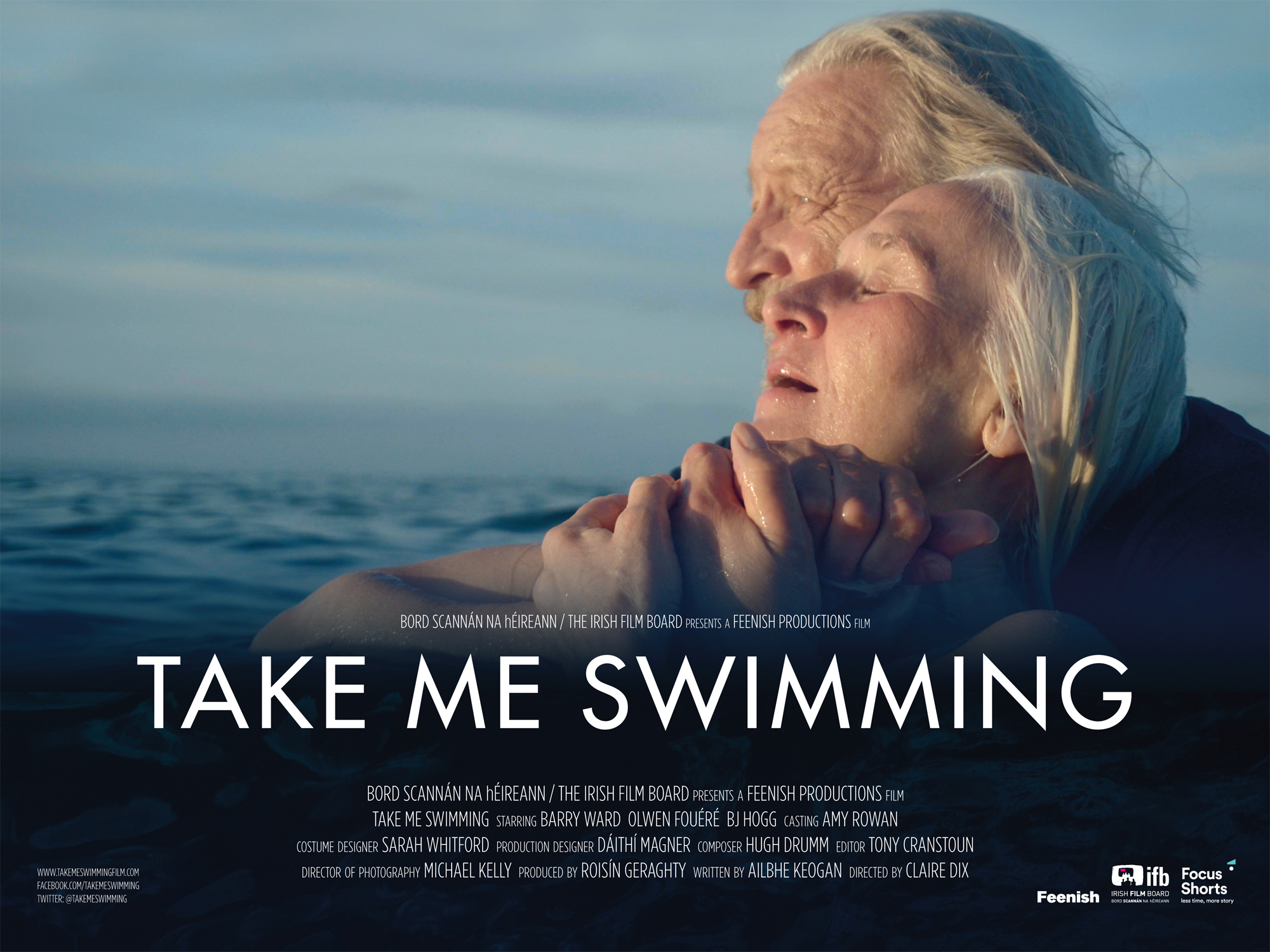 Cover image: Take Me Swimming