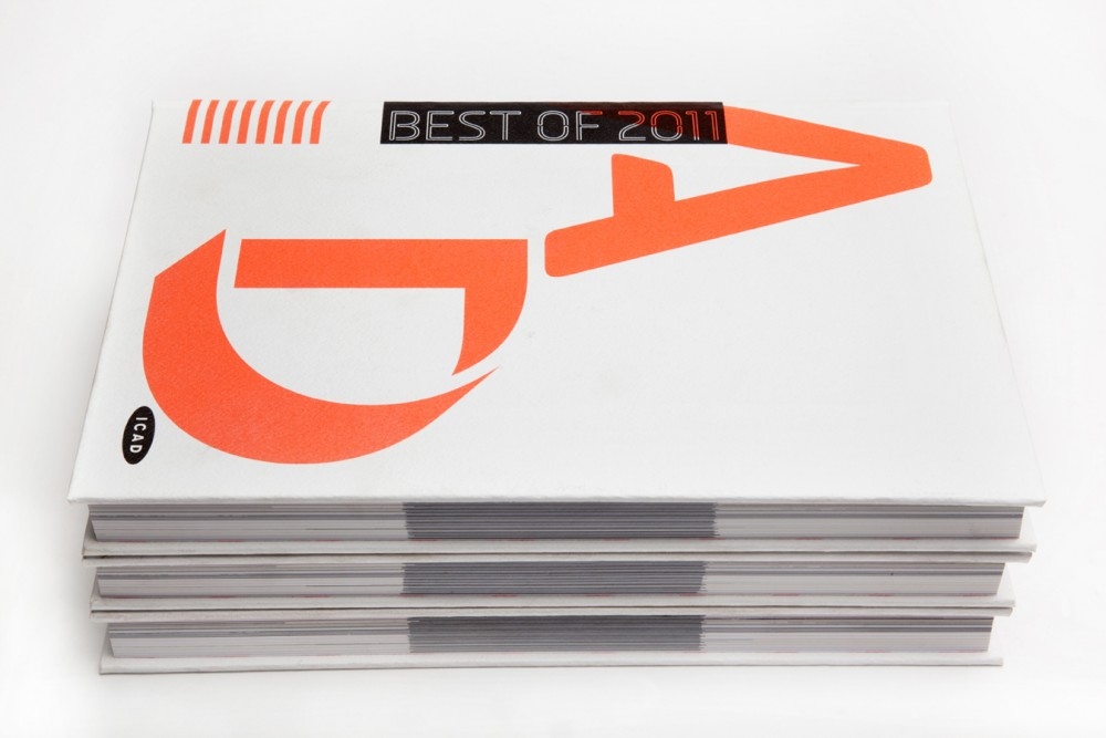 Cover image: The ICAD Annual - Best of 2011