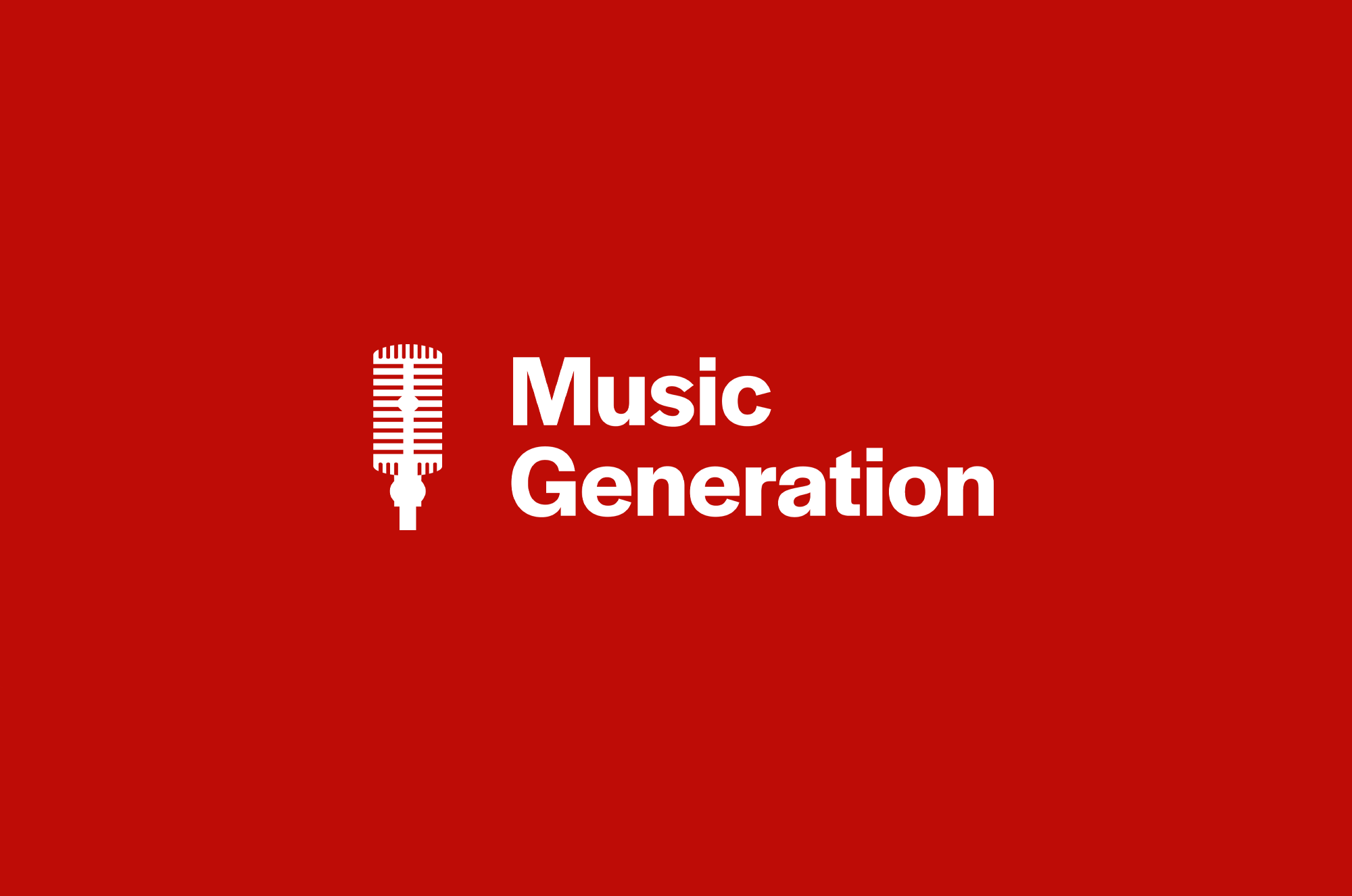 Cover image: Music Generation