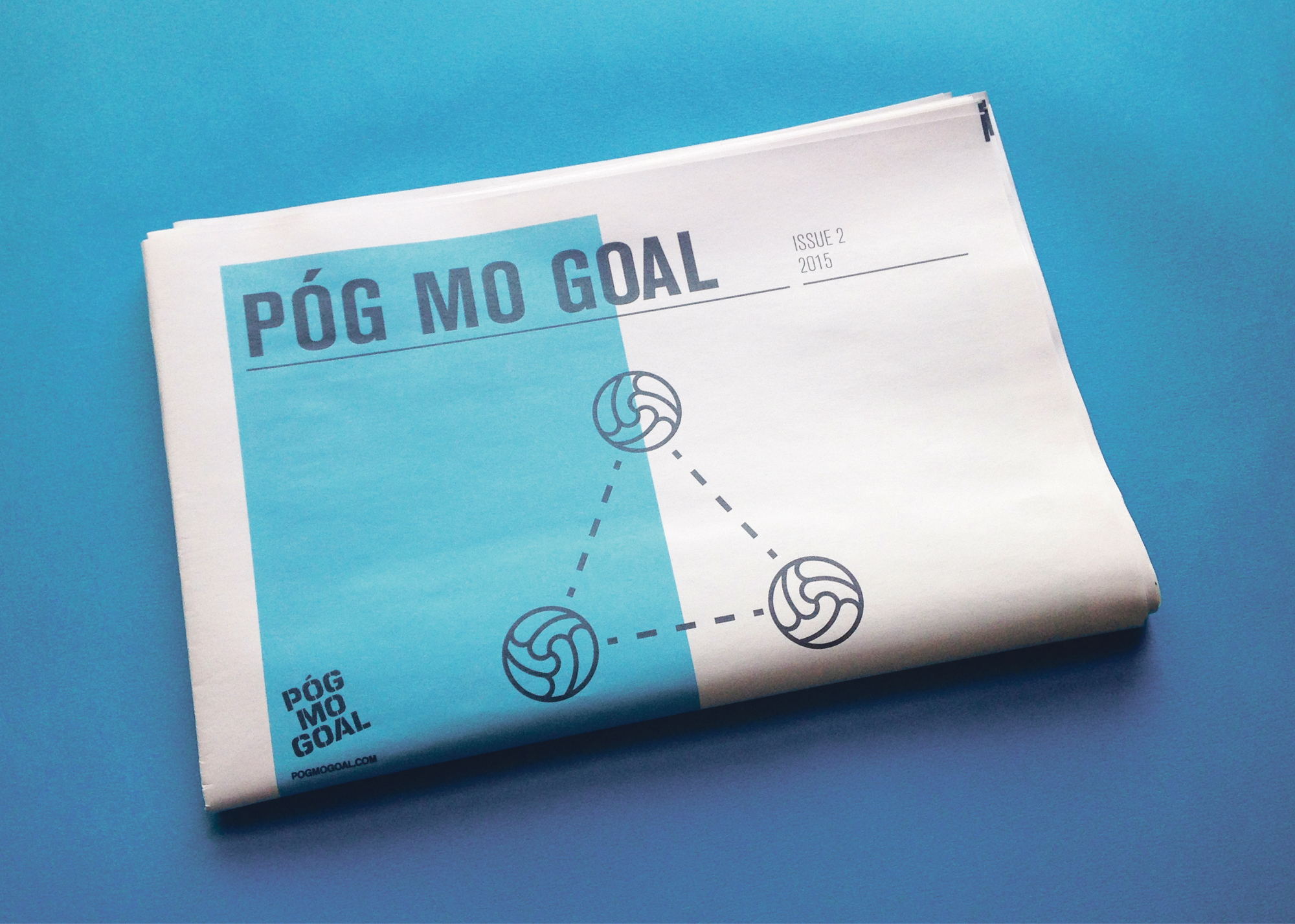 Cover image: Póg Mo Goal Issue 2