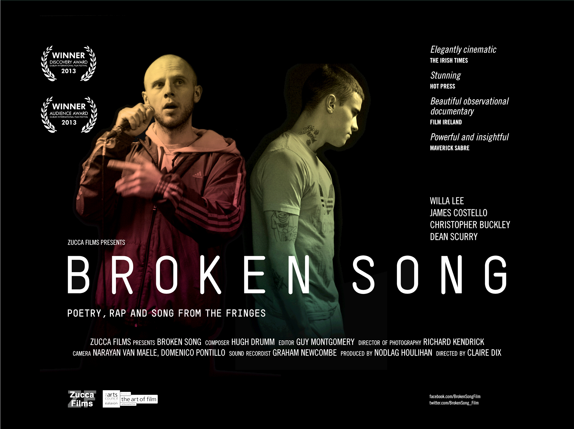 Cover image: Broken Song (2013)