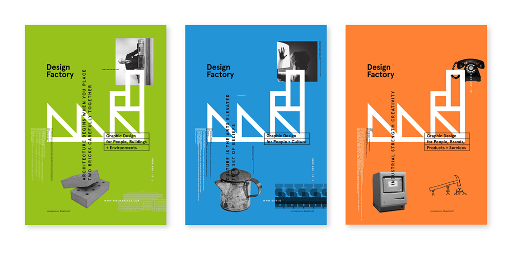 Cover image: Design Factory Posters