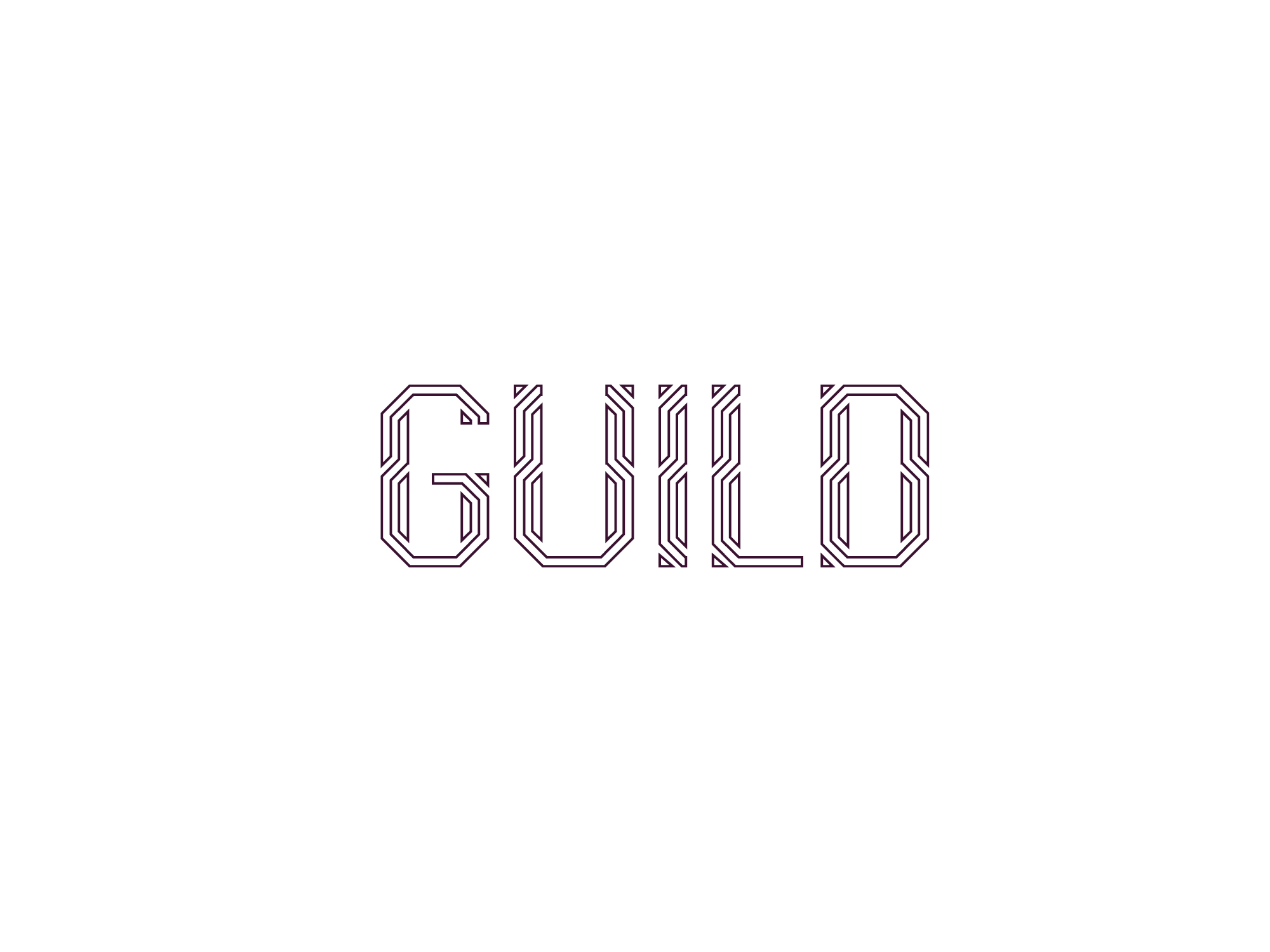 Cover image: GUILD Identity (2013)