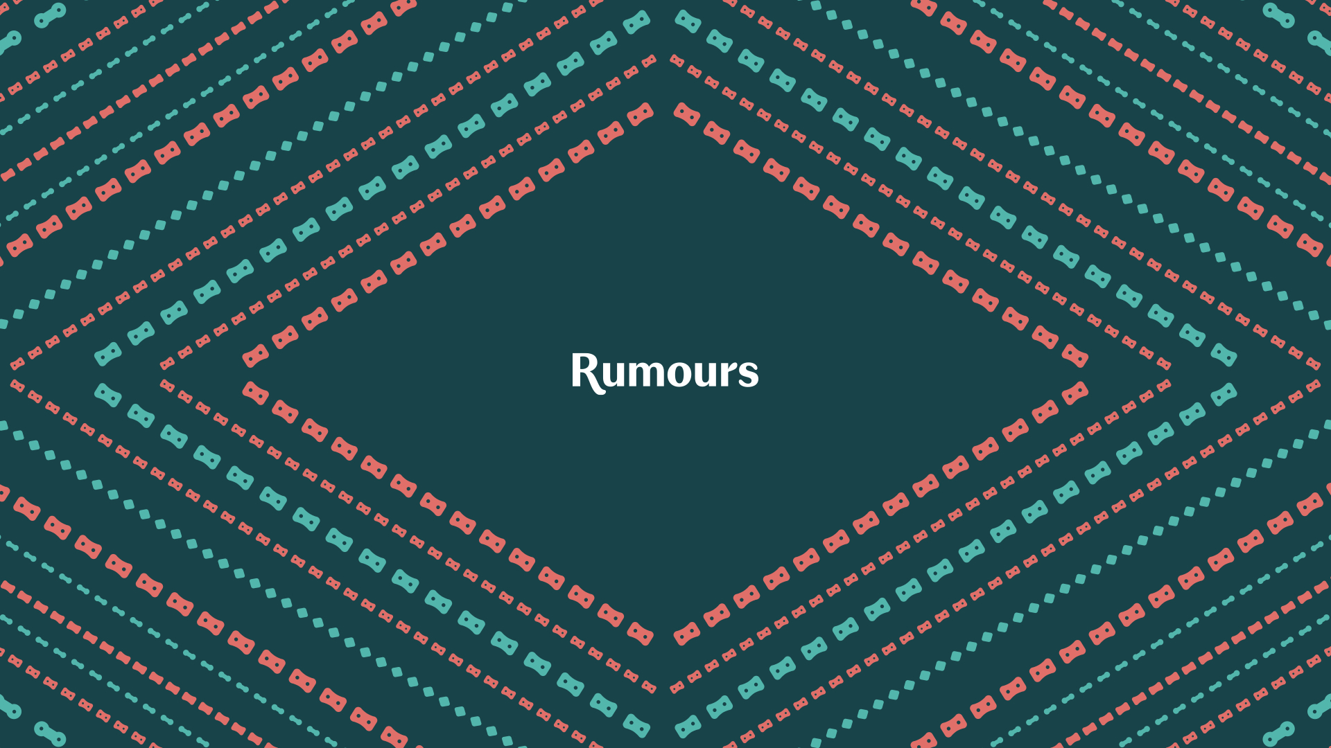 Cover image: Rumours — Dog Grooming & Coffee