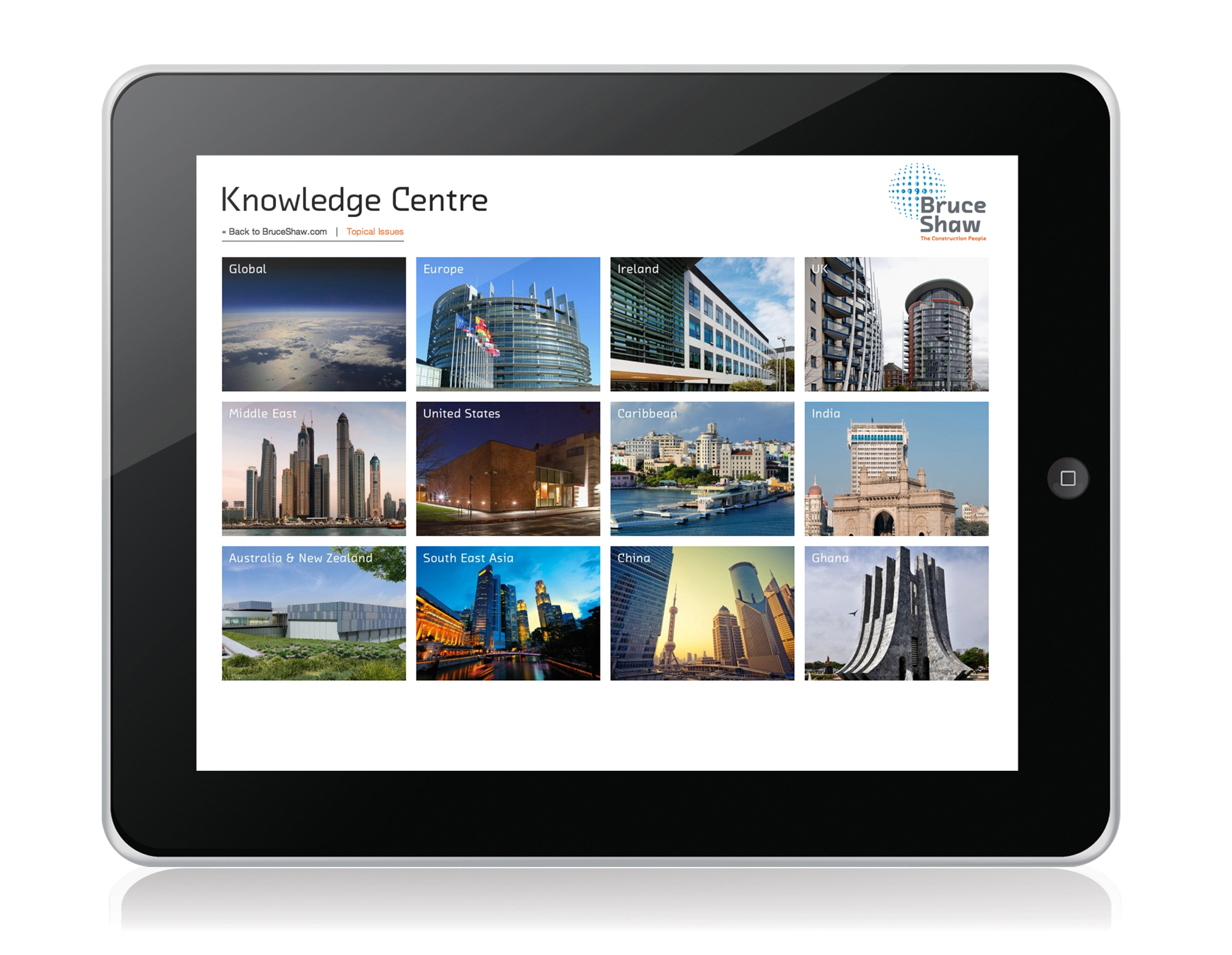 Cover image: Bruce Shaw Knowledge Centre