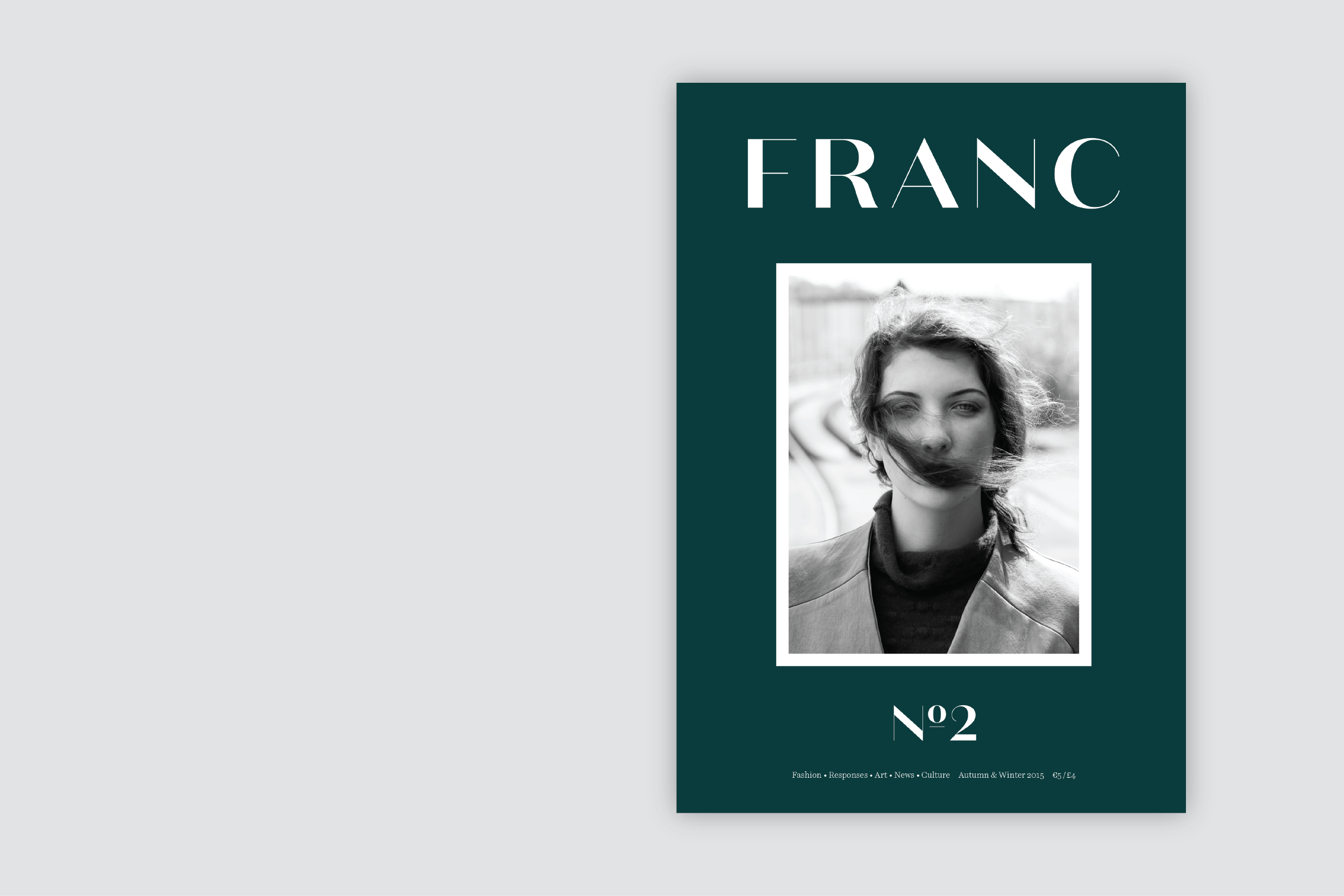 Cover image: FRANC №2