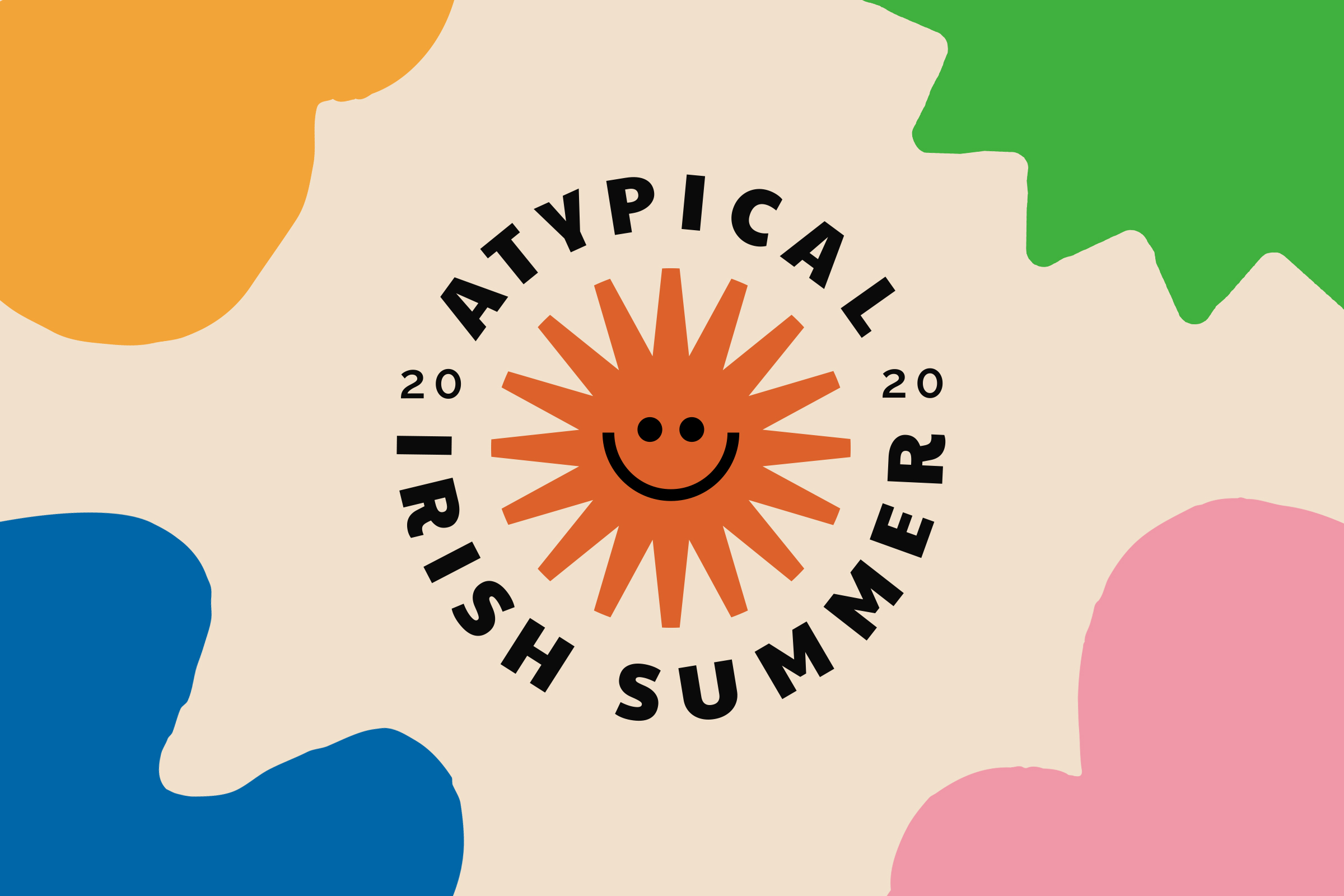 Cover image: Atypical Irish Summer
