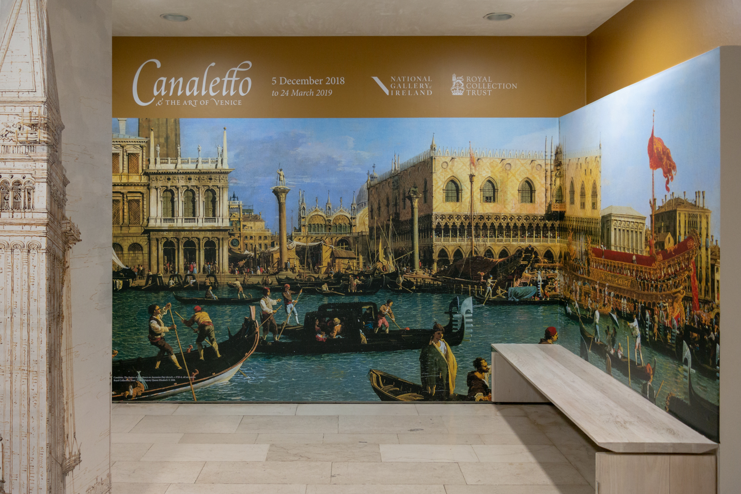 Cover image: Canaletto and the Art of Venice