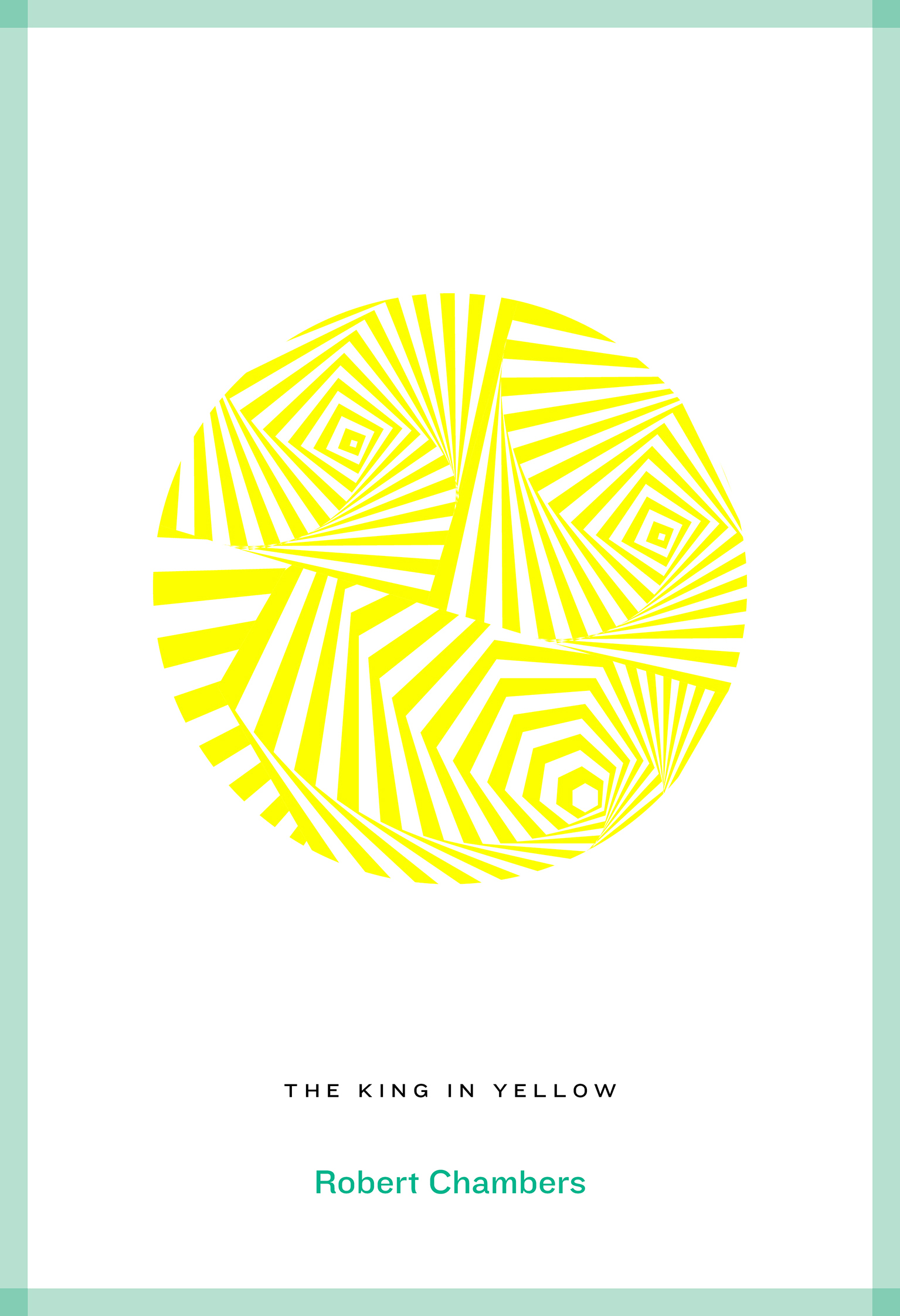 Cover image: Roads Classics – The King in Yellow