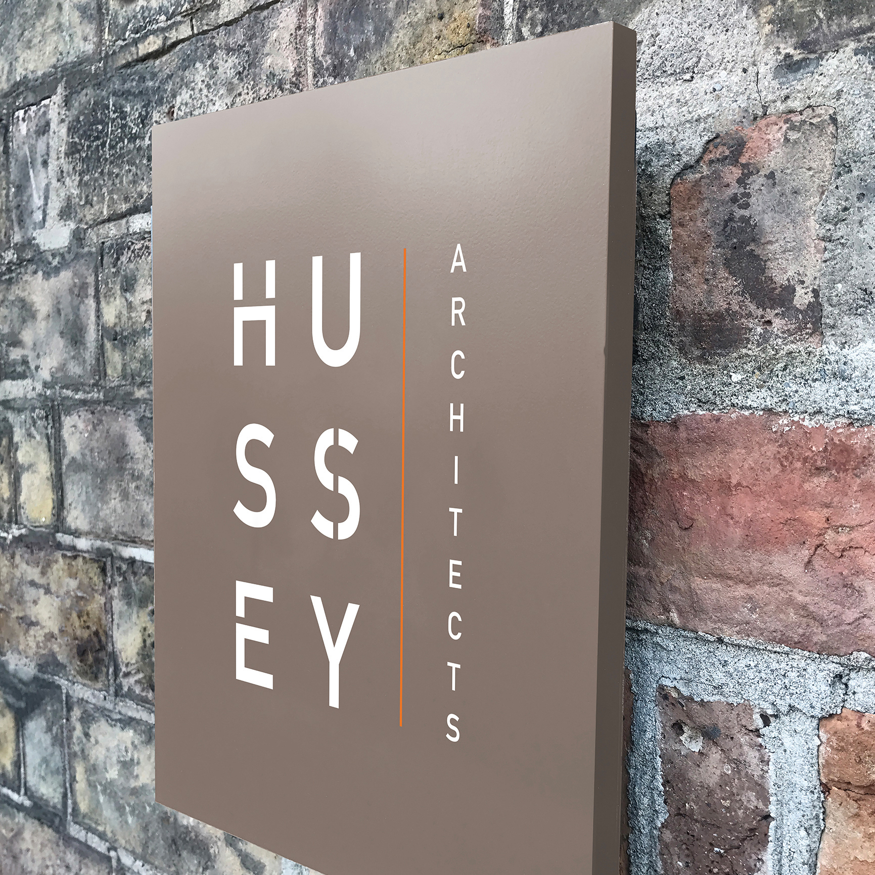 Cover image: Hussey Architects