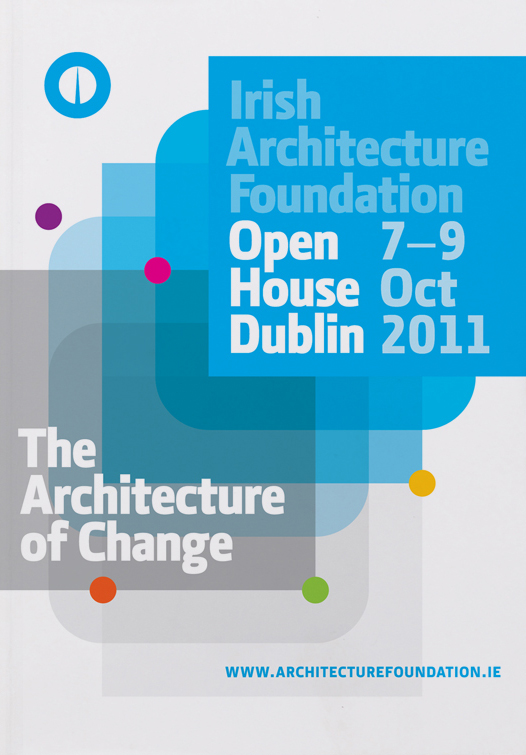 Cover image: Open House Dublin 2011 – Book