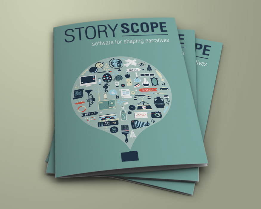 Cover image: Decipher - Storyscope