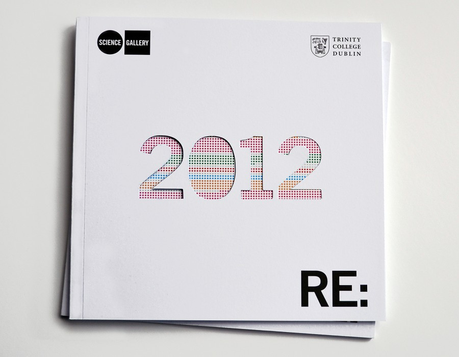 Cover image: 2012 Science Gallery Annual Review