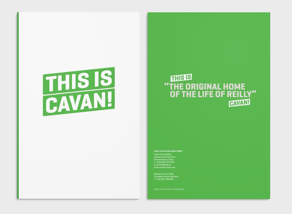 Cover image: This is Cavan!