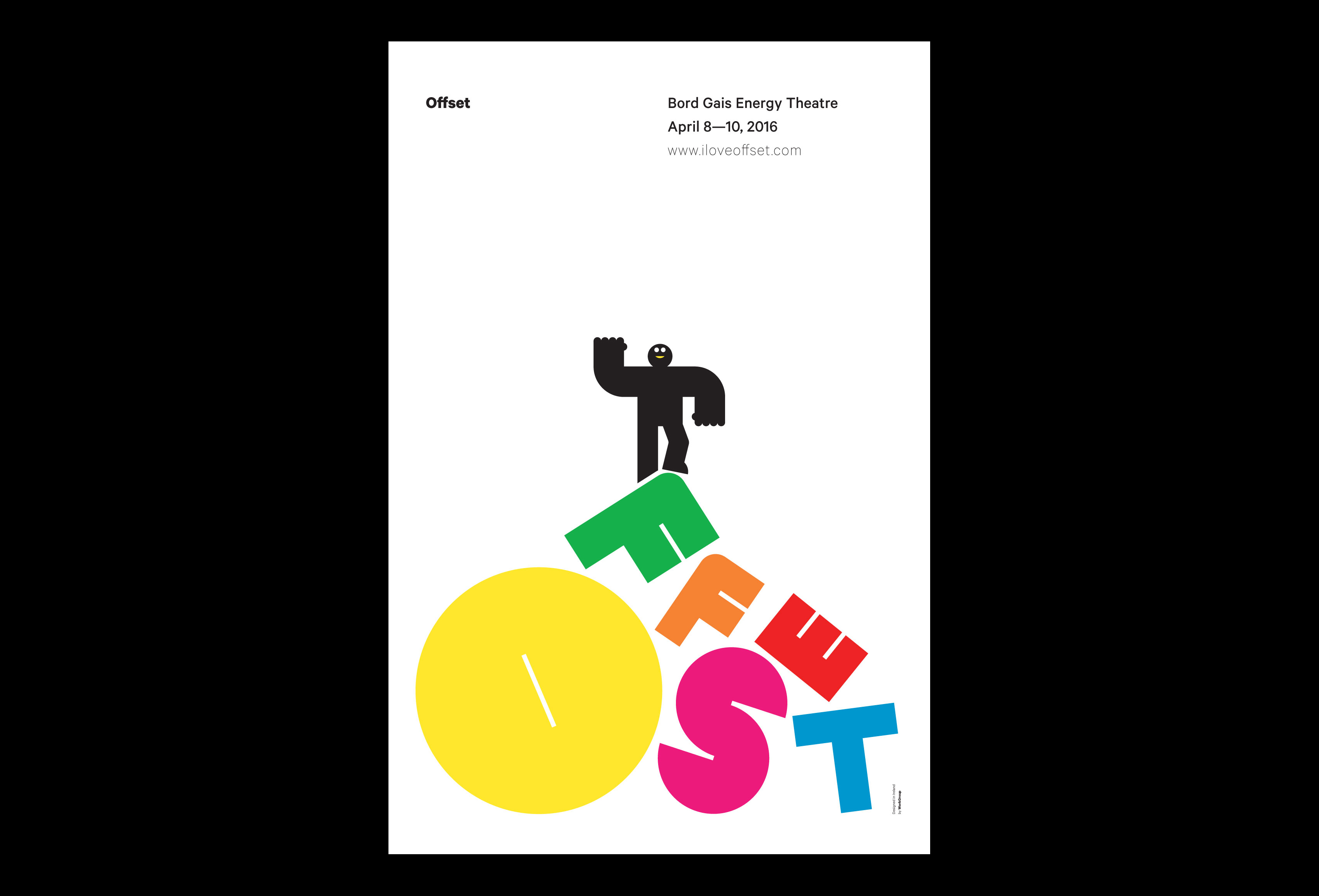 Cover image: OFFSET Bus Poster