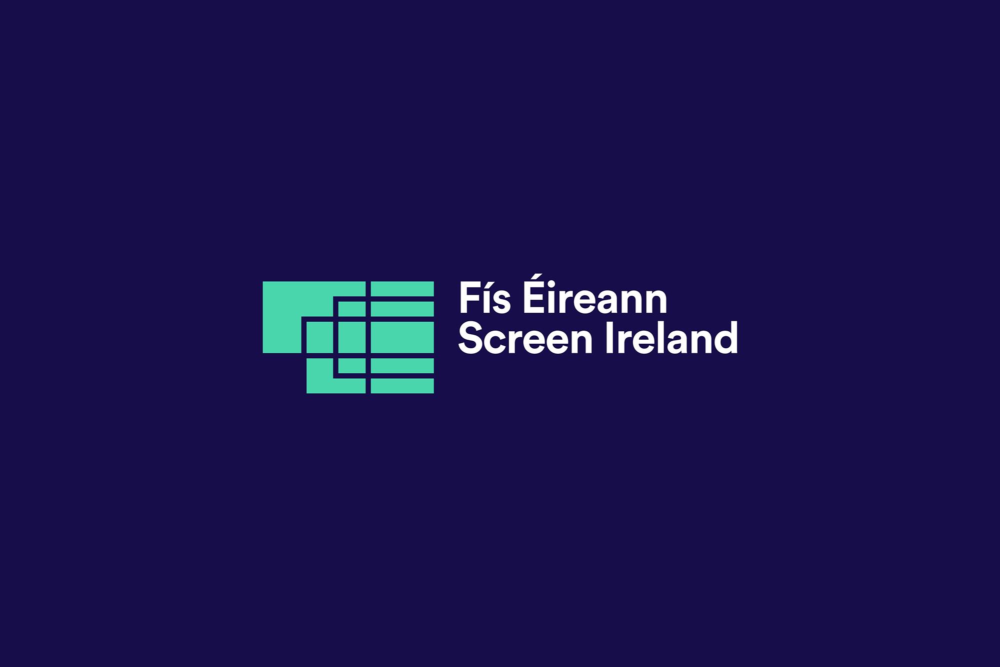 Cover image: Screen Ireland Identity