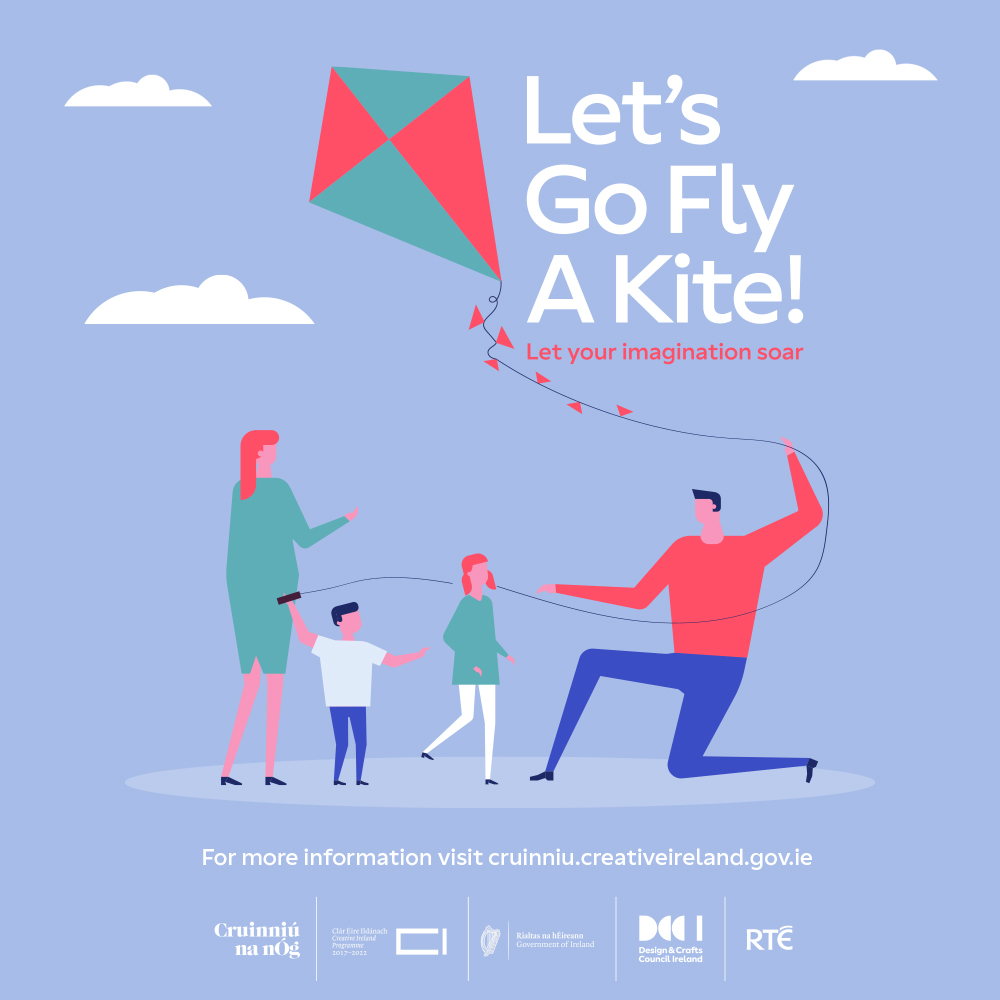 Cover image: Let's Go Fly A Kite
