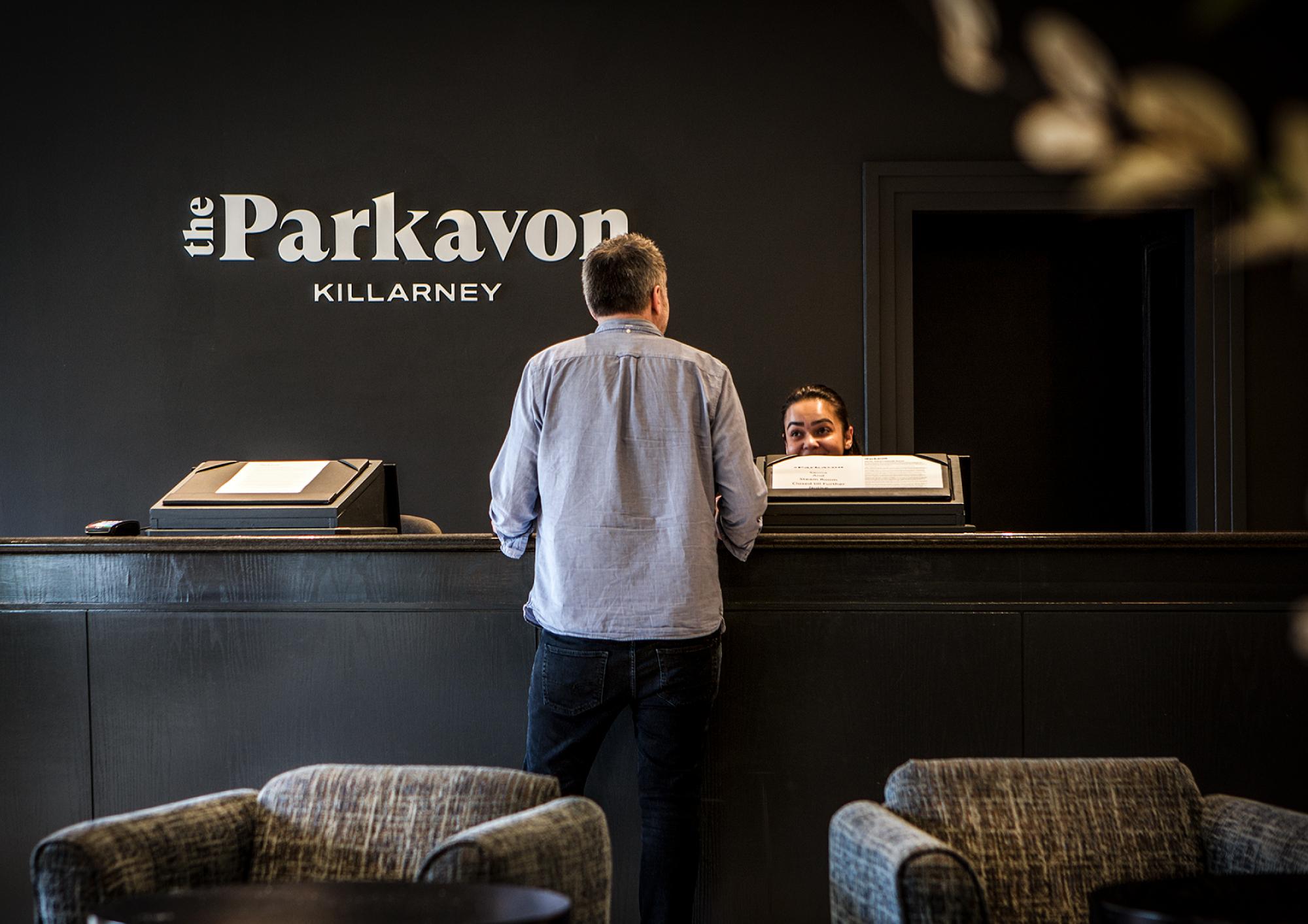 Cover image: The Parkavon