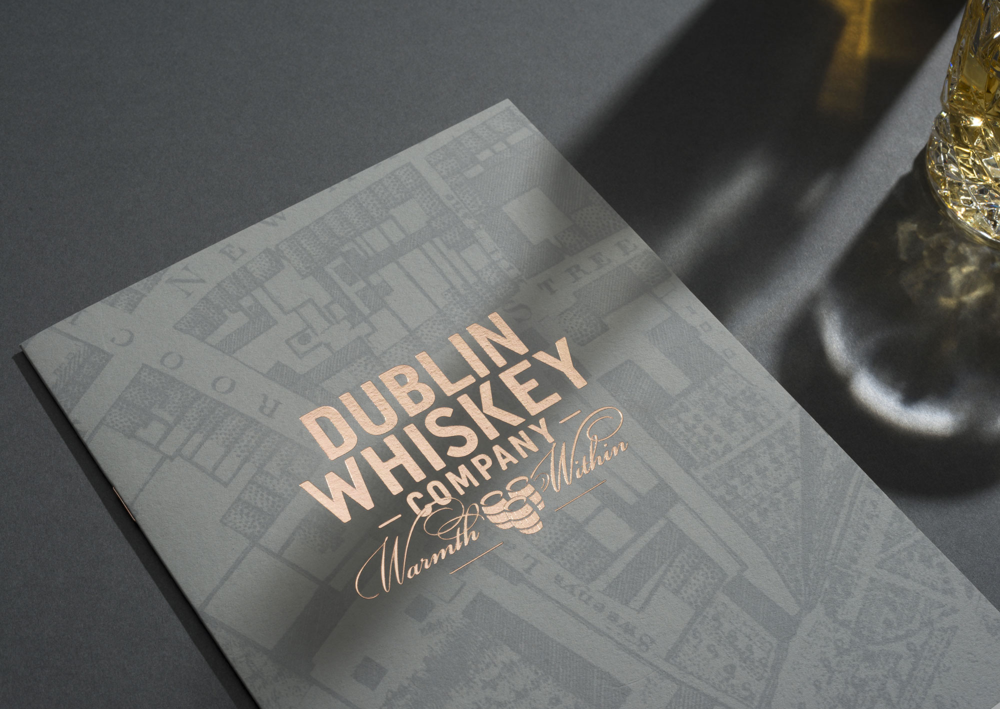 Cover image: Dublin Whiskey Company