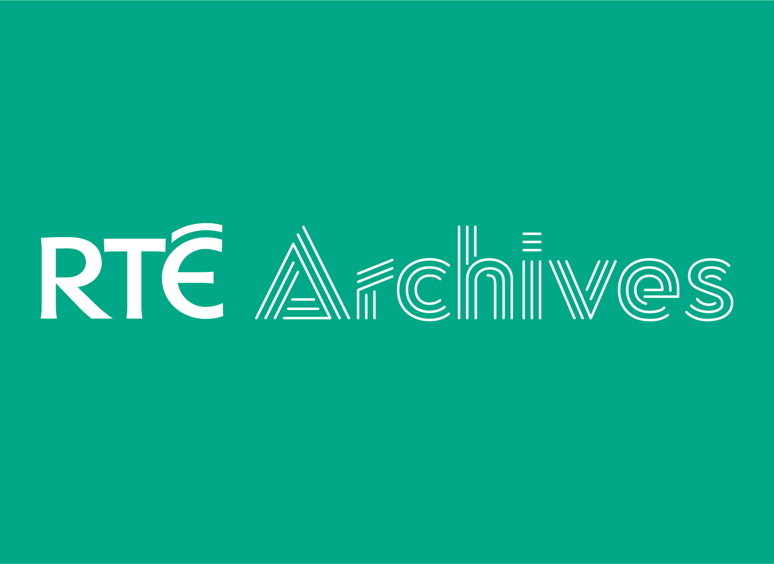 Cover image: RTÉ Archives