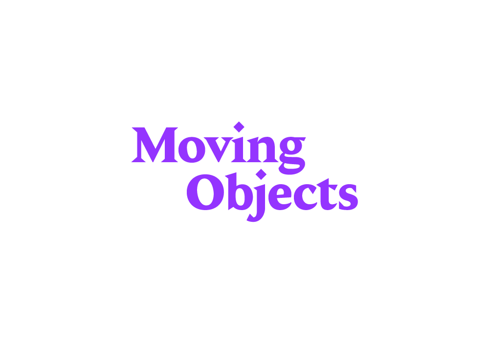 Cover image: Moving Objects Identity, Book & Exhibition