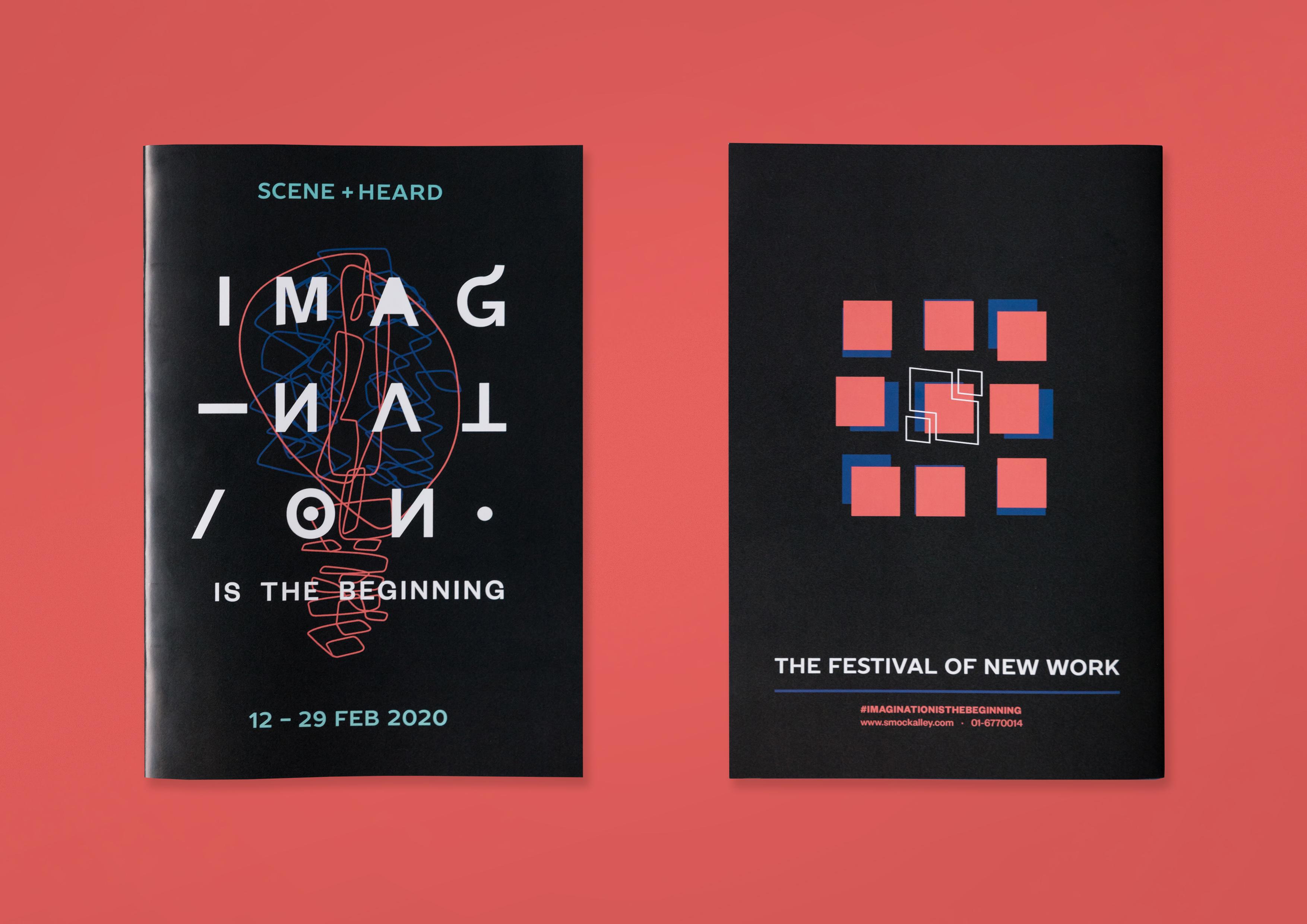Cover image: Scene + Heard: Festival of New Work