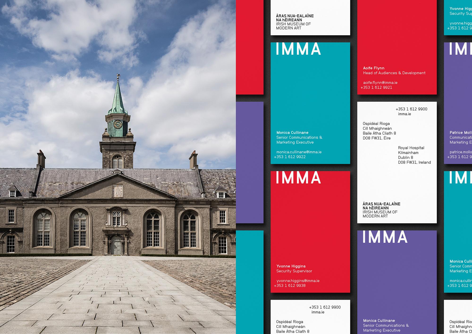 Cover image: IMMA
