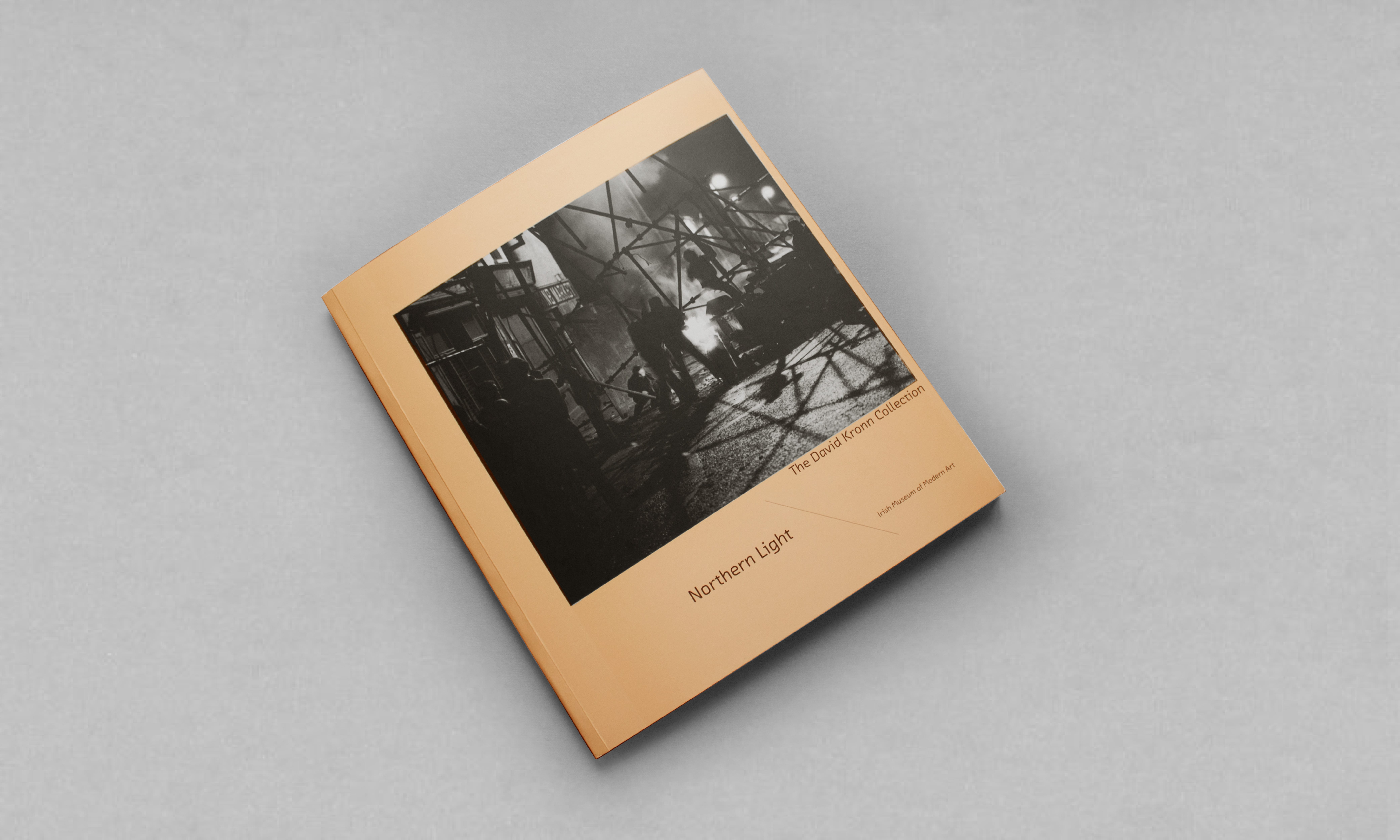 Cover image: IMMA Northern Light  Exhibition Book