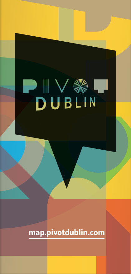 Cover image: Pivot Dublin Map (2013)