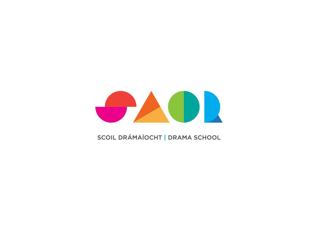 Cover image: Saor Drama School Identity (2015)