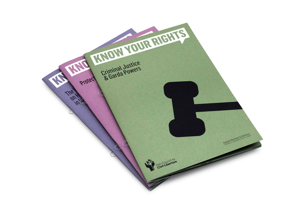 Cover image: Know Your Rights (2013)