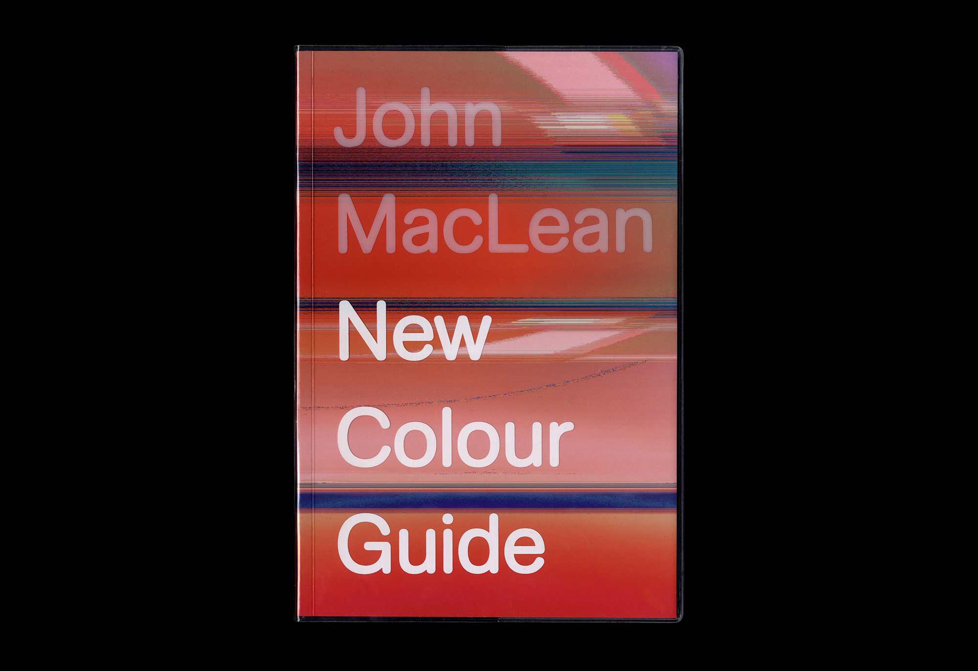 Cover image: John MacLean: New Colour Guide (2012)