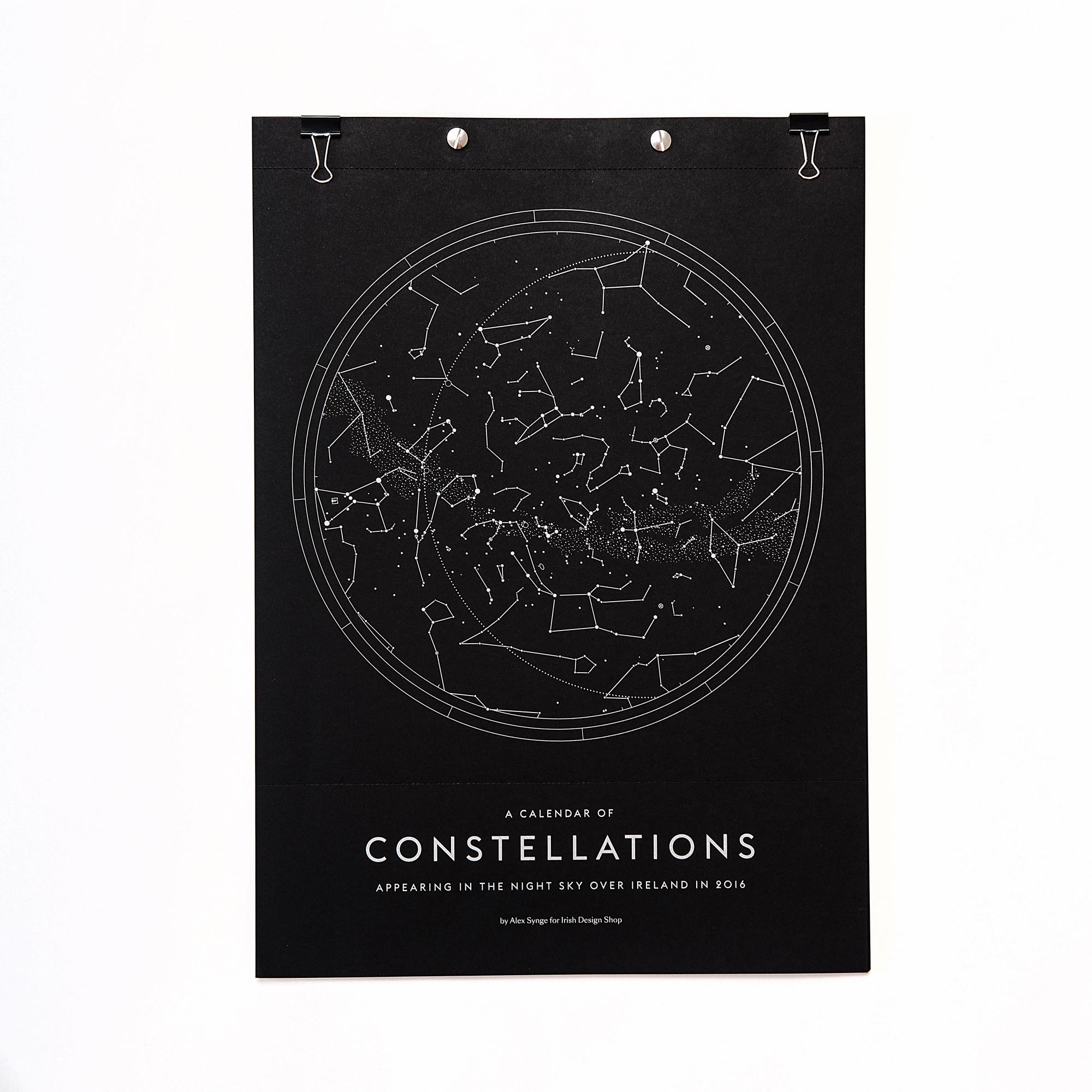 Cover image: Irish Design Shop 2016 Calendar