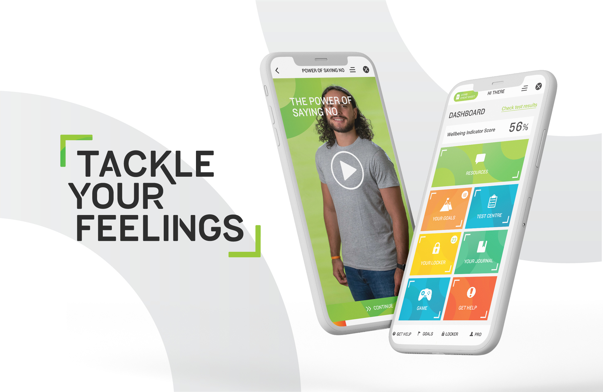 Cover image: Tackle Your Feeling App Update